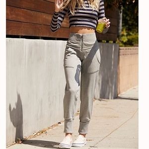 New Free People Movement On The Road Sweatpants